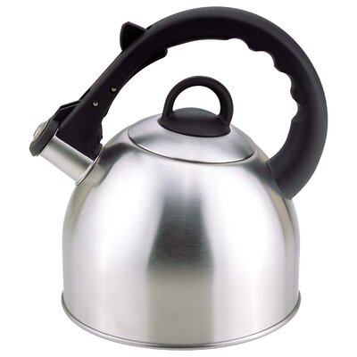 Edge 2.0 qt. Stainless Steel Whistling